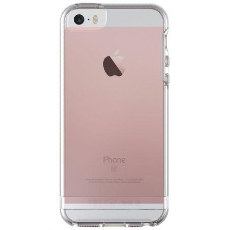 Apple iPhone 5/5S/SE Skaidrus Apsauginis Dėklas