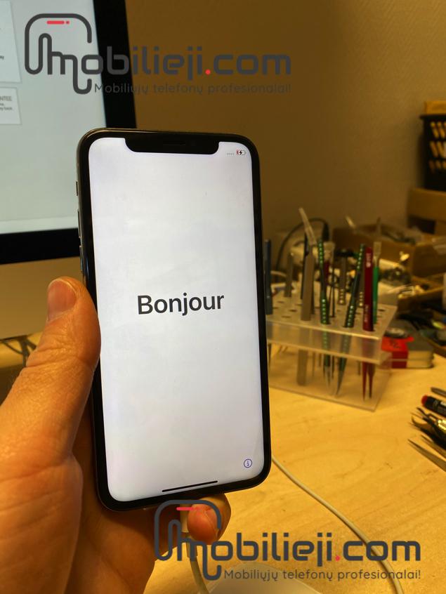 Apple iPhone XS atminties didinimas/praplėtimas