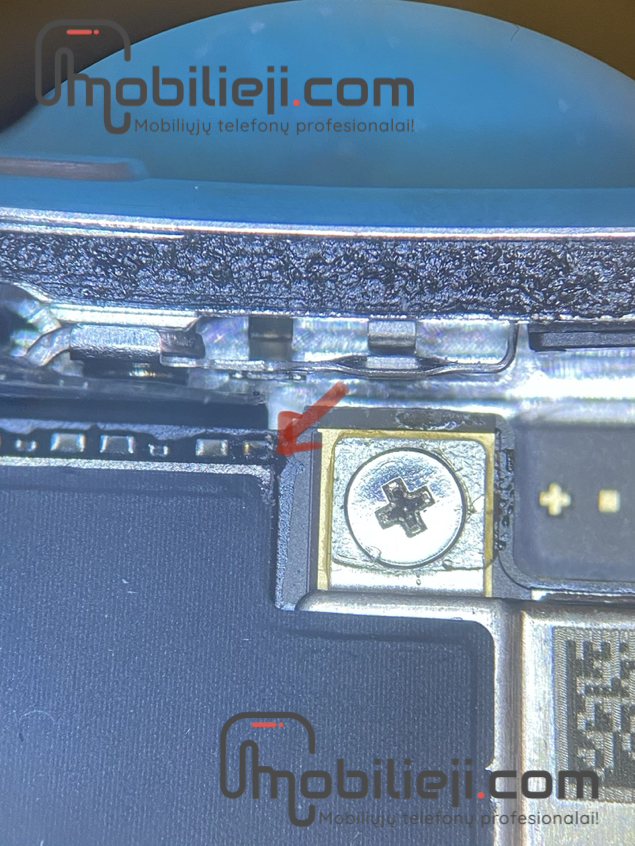 Apple iPhone X staigi ir netikėta mirtis :) (neįsijungia / no power)