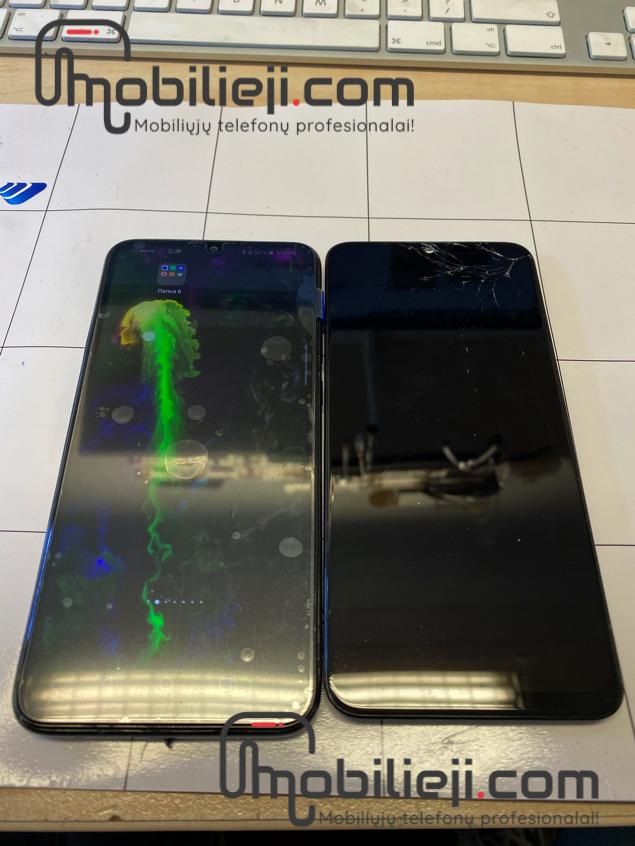 Huawei P Smart ekrano keitimas